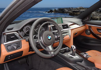 For BMW car hand controls by Kempf  The digital accelerator