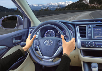 Toyota handcontrols by Kempf presents the digital accelerator ring